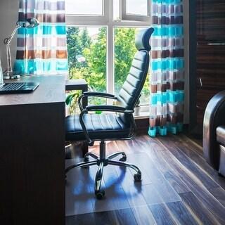 Floortex Cleartex Ultimat Chair Mat for Hard Floors (47 x 30) for Hard Floor