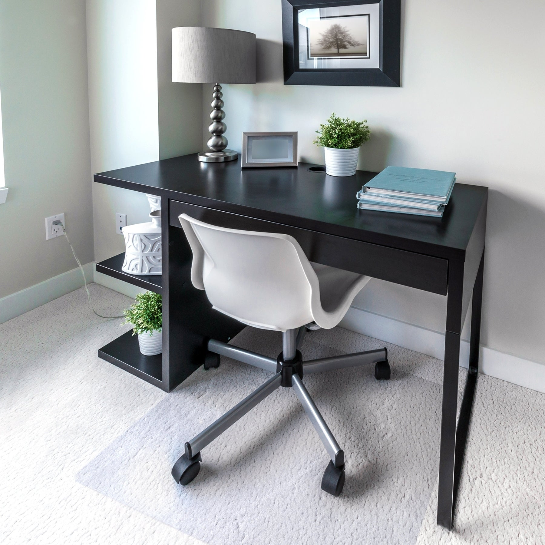 Polycarbonate Rectangular Chair Mat For