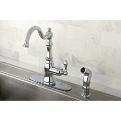 American Classic Chrome Single-handle Kitchen Faucet