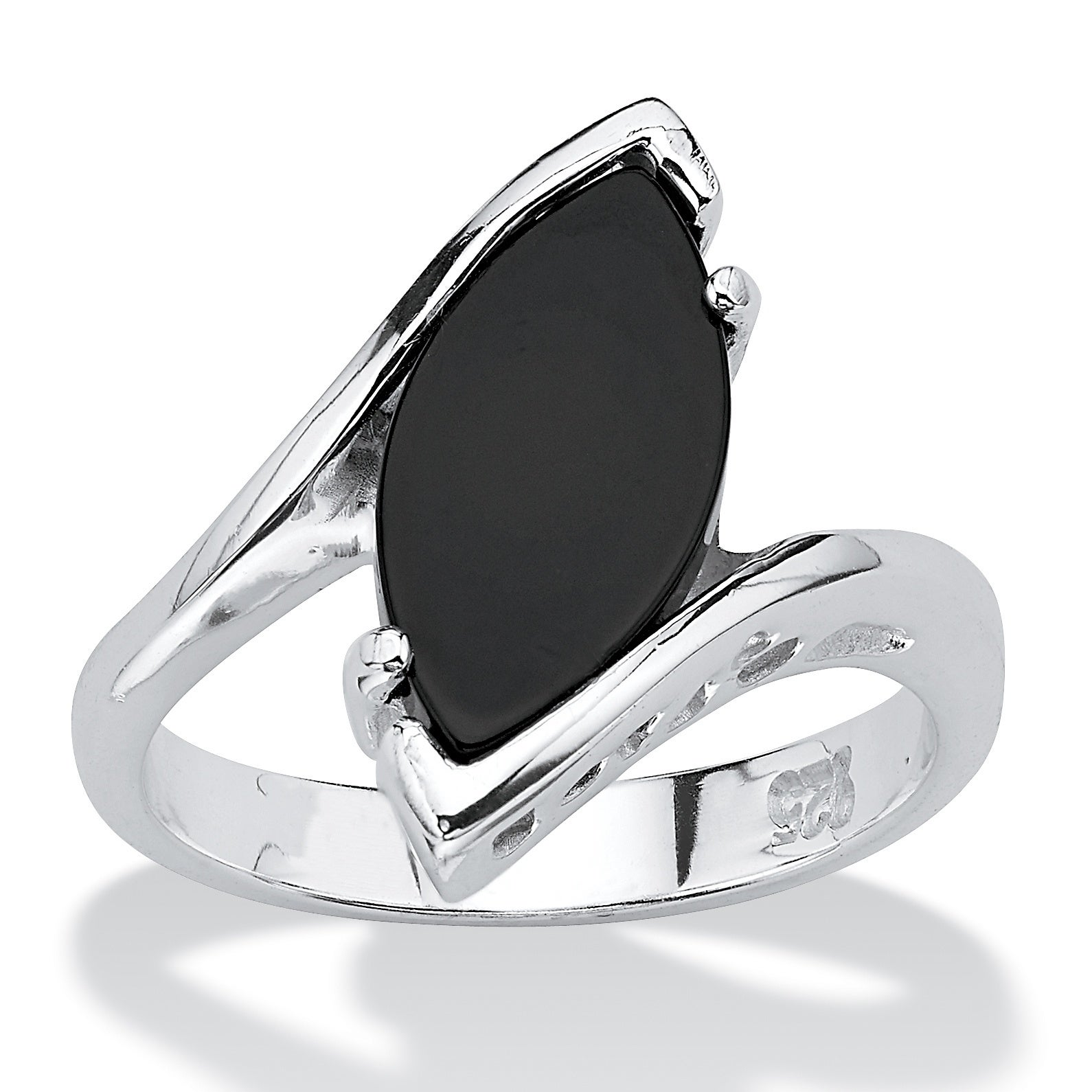 Sterling Silver and Black Onyx