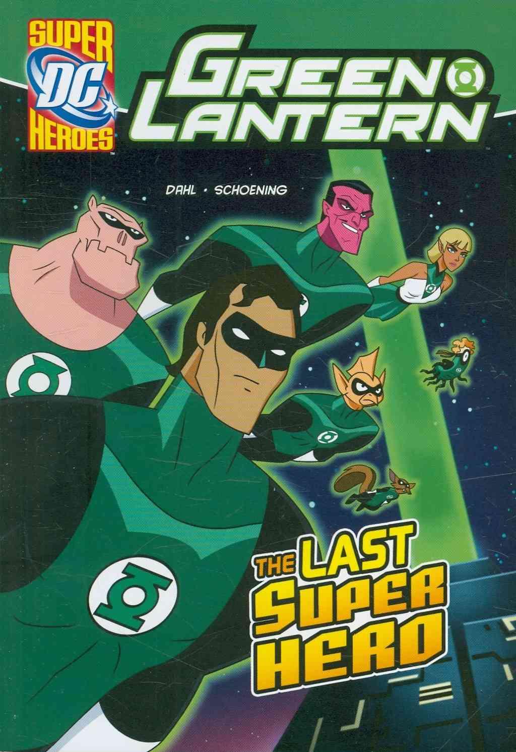The Last Super Hero (Paperback)