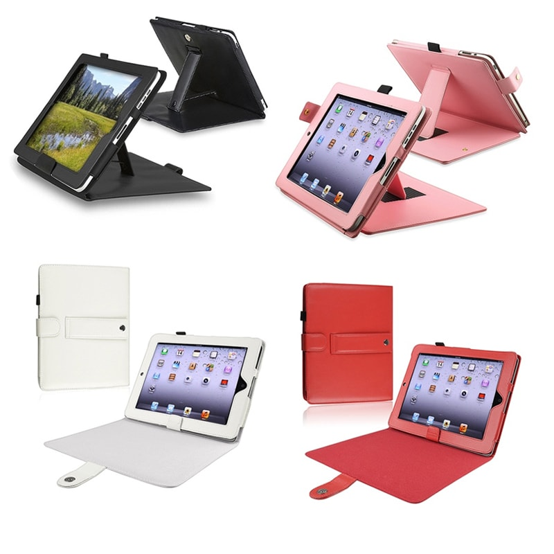 Insten Leather Tablet Case Cover with Magnetic Closure an...
