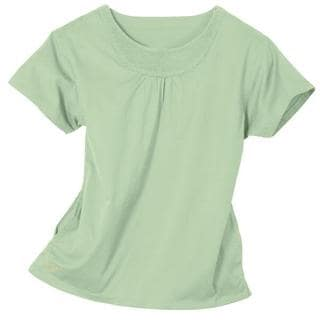 4f9289d521e Shop IguanaMed Women's Seafoam Green 2-pocket Scrub Top - Free Shipping On  Orders Over $45 - Overstock - 5269305
