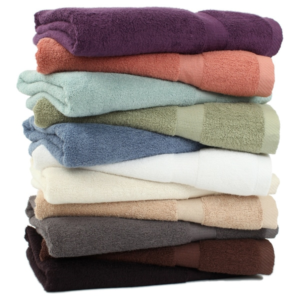 Exceptional Rayon From Bamboo 6 Piece Towel Set Nice Look