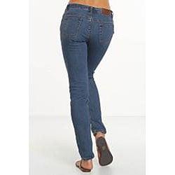 Rue Blue Women's Euro Wash Skinny Jeans - Thumbnail 1