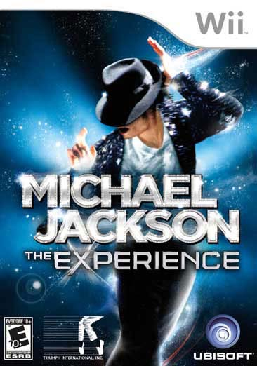Wii - Michael Jackson: The Experience
