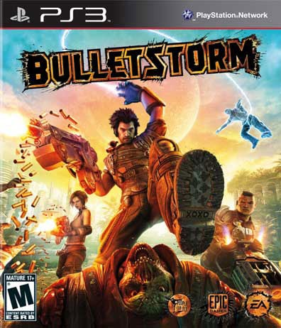 PS3 - Bulletstorm