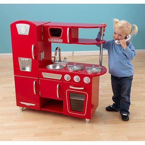 buy kidkraft toy kitchen & play food online at overstock