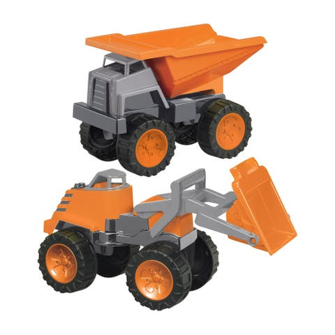 American Plastic Toys Mega Construction Set
