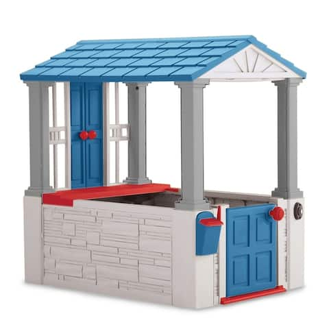 American Plastic Toys My First Playhouse