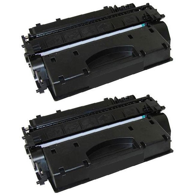 HP CE505X Compatable Toner (Pack of 2)