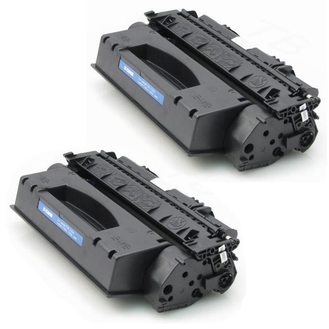 HP Q5949X Black Remanufactured Toner (Pack of 2)