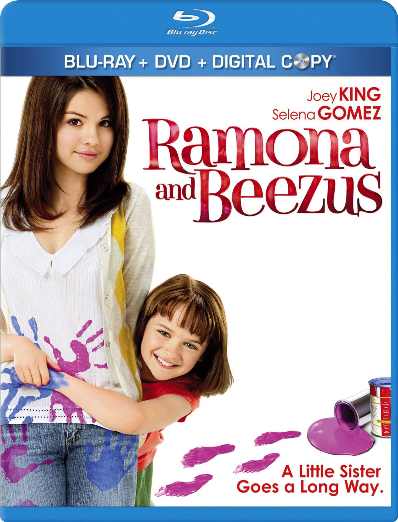 Ramona and Beezus (Blu-ray/DVD)