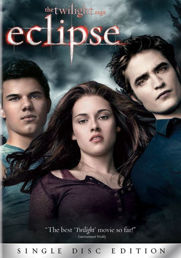 The Twilight Saga: Eclipse (Movie Only) (DVD)