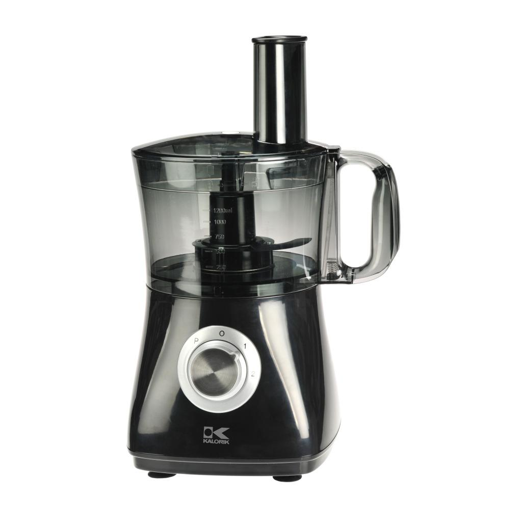 Kalorik HA 31535 Black Food Processor, Size Small (Metal)