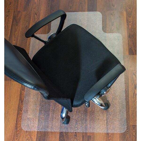Floortex Cleartex Ultimat Chair Mat (47 x 35) For Hard Floor