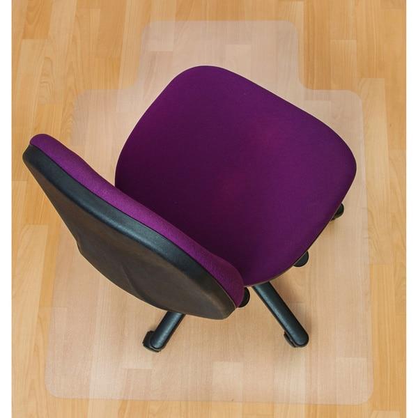 Floortex Cleartex Advantagemat PVC Chair Mat (46 x 60)
