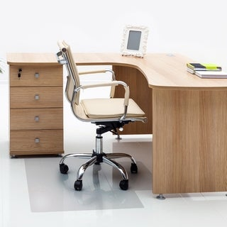 Floortex Cleartex Advantagemat PVC Chair Mat (36 x 48) for Hard Floor