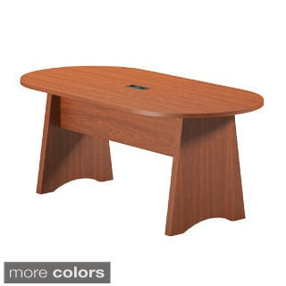 Mayline Brighton 6-foot Laminate Conference Table