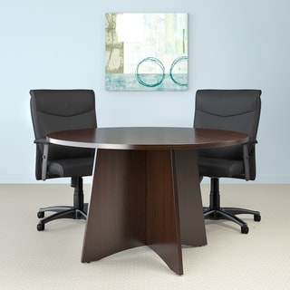 Mayline Brighton Round Conference Table