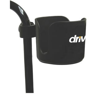 Drive Medical Universal Cup Holder - Black