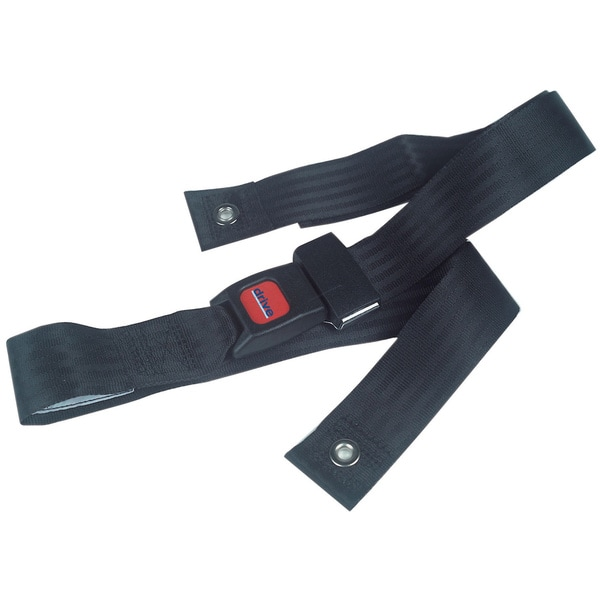 Drive Medical Wheelchair Auto and Hook and Loop Closure Style Seat Belt