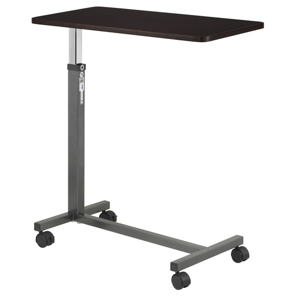 Shop Drive Medical Non Tilt Over Bed Table Free Shipping