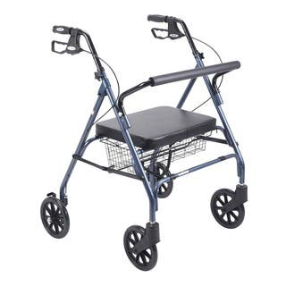 Drive Heavy Duty Blue Bariatric Large Padded Seat Rollator Walker https://ak1.ostkcdn.com/images/products/5274617/P13090230.jpg?impolicy=medium