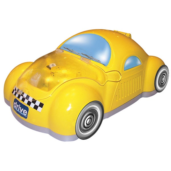 Drive Medical Yellow Piston Powered Checker Nebulizer