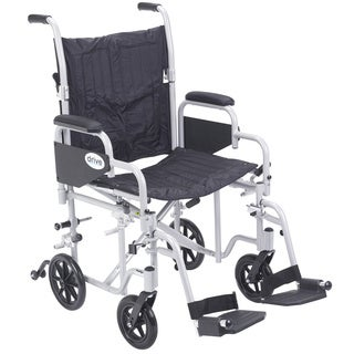 Poly Fly Lightweight Aluminum Transport Chair Wheelchair with Footrests|https://ak1.ostkcdn.com/images/products/5274700/P13090314.jpg?_ostk_perf_=percv&impolicy=medium