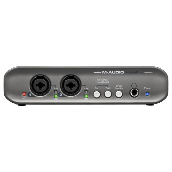 M-Audio MobilePre Audio Mixer