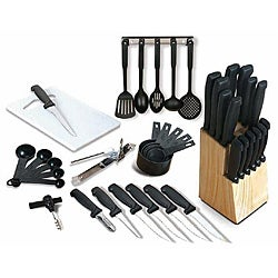 Flare 41-piece Kitchen Essentials Combo Set