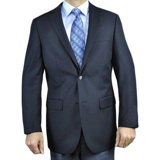Link to Giorgio Fiorelli Men's Black 2-button Blazer Similar Items in Sportcoats & Blazers