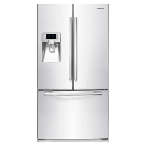 Samsung White 29 Cu Ft French Door Refrigerator
