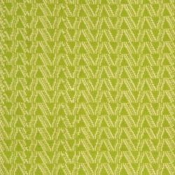 Handmade Thom Filicia Ackerman Key Lime Green Rug (5' x 8') - Thumbnail 2