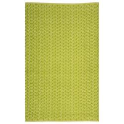Shop Handmade Thom Filicia Ackerman Key Lime Green Rug 5