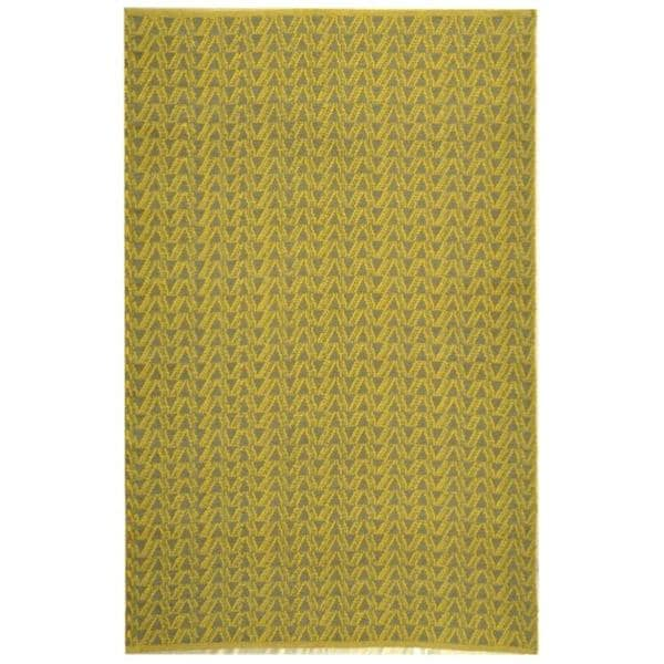 Thom Filicia Ackerman Sunflower Outdoor Rug (5u0027 ...
