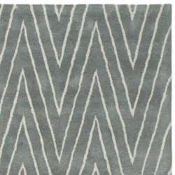 Thom Filicia Griffith Park Blue Stone N Z Wool Rug 8 X
