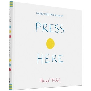 Press Here (Hardcover)