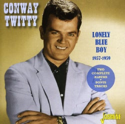 Conway Twitty - Lonely Blue Boy/Very Best