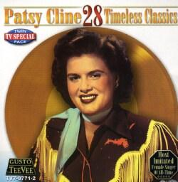 Patsy Cline - 28 Timeless Classics