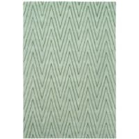 Thom Filicia Griffith Park Sea Glass N.Z. Wool Rug - 8' x 10'