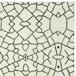 Handmade Thom Filicia Jasper Dune N.Z. Wool Rug (9' x 12') - Thumbnail 2