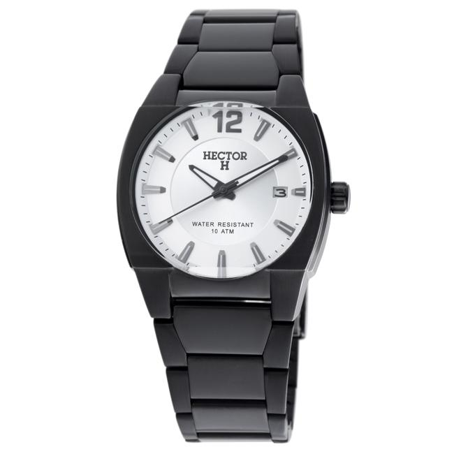 Hector H France Men's 'Fashion' Water-Resistant Stainless-Steel Watch