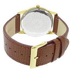 Le Chateau Men's 'Classica' Roman Numeral Watch - Thumbnail 1