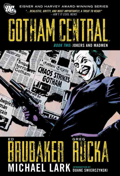 Gotham Central 2: Jokers and Madmen (Paperback)