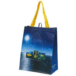 Traveler's Club Reuseable Shopping Bags (Case of 100) - Thumbnail 1