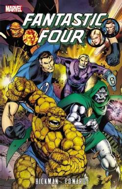 Fantastic Four 3 (Paperback)