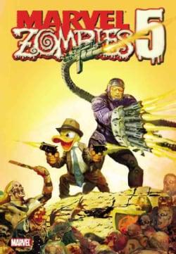Marvel Zombies 5 (Paperback)
