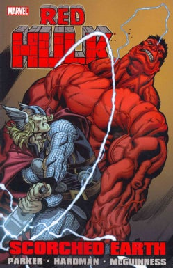 Red Hulk: Scorched Earth (Paperback)